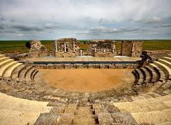 ciudad romana bajo tierra